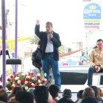 El senador Higinio Martínez opinó que señalar deficiencias de gobierno estatal no es falta de respeto