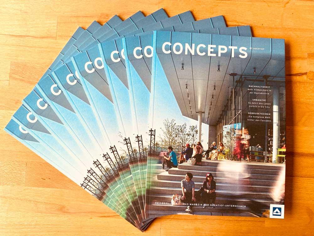 concepts Ausgabe 2/2021