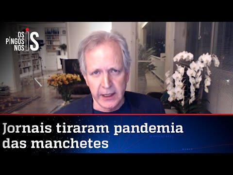 Augusto Nunes: Pior da pandemia já passou
