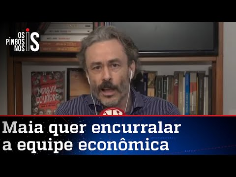 Fiuza: Rodrigo Maia é um pirracento