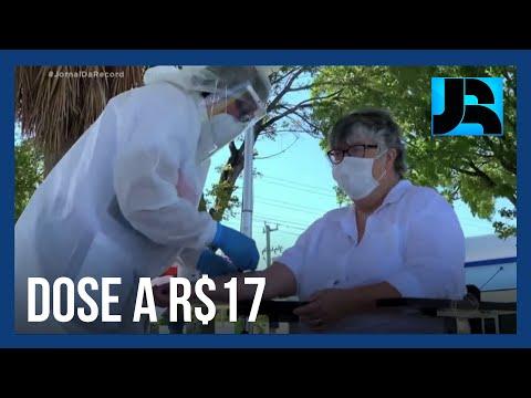 OMS: 100 milhões de doses das futuras vacinas contra covid-19 serão destinadas a países pobres