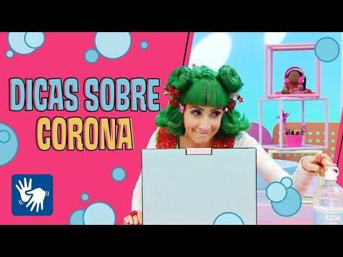 Dicas Sobre Coronavírus   Vlog da Dorô Especial