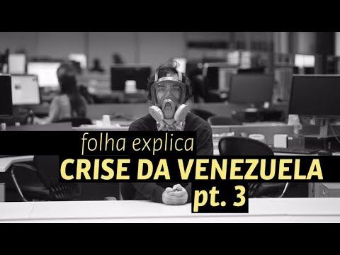 Entenda os mais recentes capítulos da crise na Venezuela – Folha Explica #20