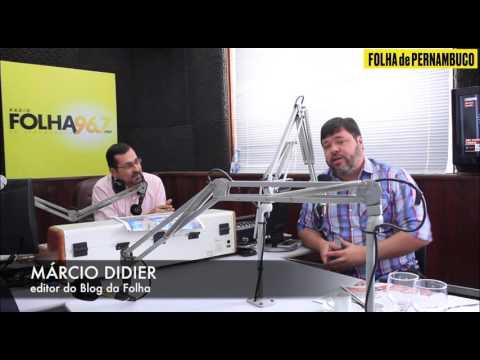 [Política] Veículos da Folha de Pernambuco realizam cobertura sobre impeachment de Dilma