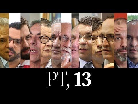 Os 13 anos de governo do PT