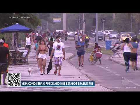 Rio de Janeiro: entram em vigor medidas mais rigorosas para impedir aglomerações na virada