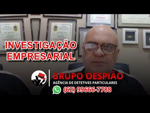 Investigação Empresarial Goiânia  – Agência O Espião Detetive Particular