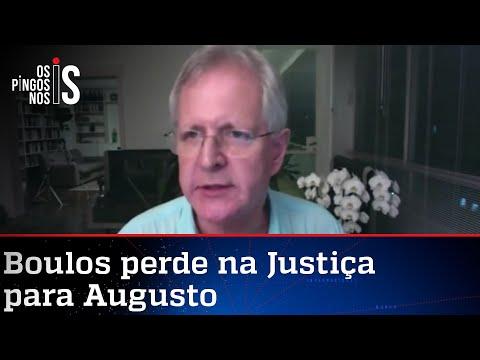 Augusto: Boulos não pode pedir indenização a quem o qualifica de gigolô de sem-teto