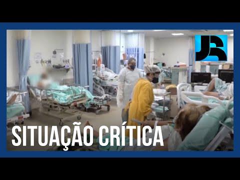 Governo do Paraná anuncia que sistema de Saúde do estado entrou em colapso