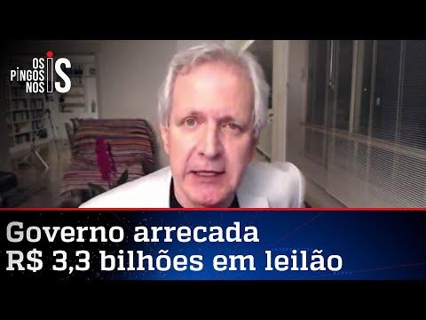 Augusto Nunes: Tarcísio é um cara que faz e isso é um horror para os opositores