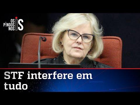 Em nova interferência do STF, Rosa Weber suspende trechos dos decretos de armas