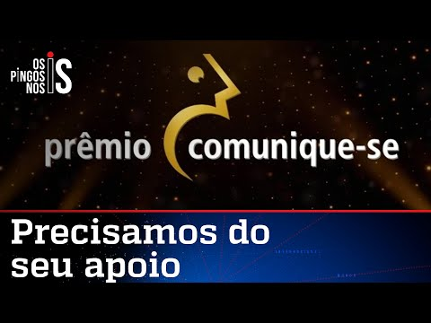 Vote nos profissionais de Os Pingos nos Is no Prêmio Comunique-se