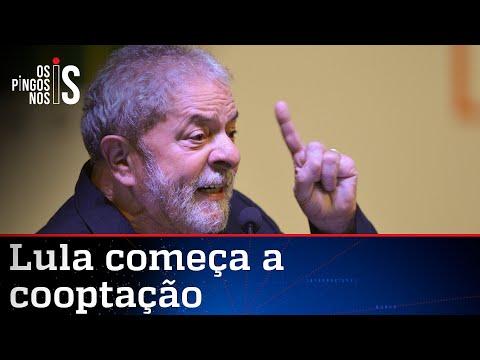Lula vai a Brasília conversar com membros do Centrão