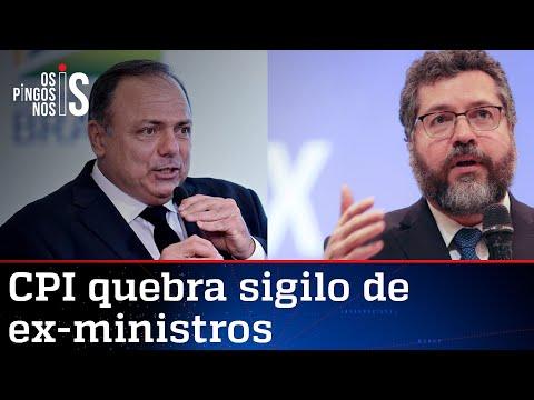STF blinda governador e CPI aproveita para invadir privacidade de adversários