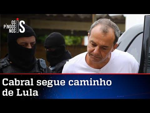 Cabral vai ao STF para anular decisões de Moro