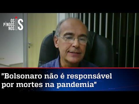 """""""Somos contra vacina obrigatória"""", diz presidente do Conselho Federal de Medicina"""