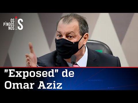 Deputado vai à CPI e expõe acusações de roubalheira por parte de Omar Aziz e família
