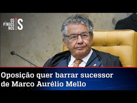 Senadores querem sabotar indicação de Bolsonaro ao STF