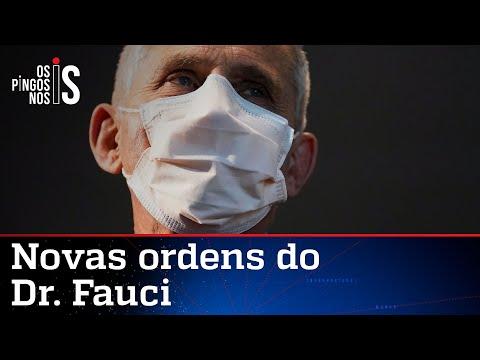 EUA voltam a recomendar o uso de máscaras na pandemia