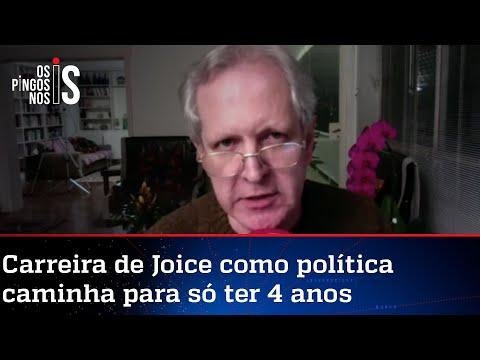 Augusto Nunes: Joice está em campanha para não ser reeleita em 2022