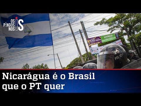 Ditadura apoiada pelo PT coloca mais dois opositores na cadeia