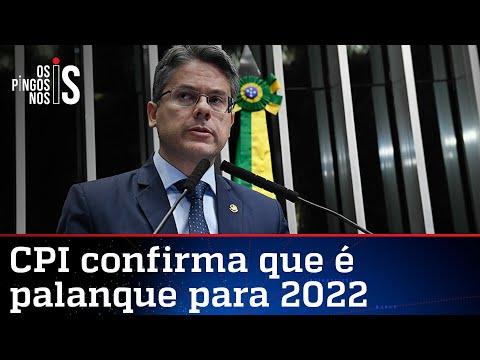CPI já começa a lançar candidatos à Presidência contra Bolsonaro