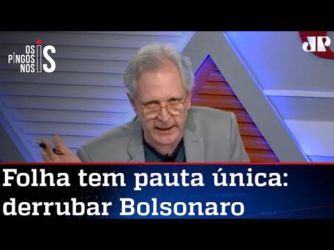 Augusto: Segundo o Datafolha, Boulos é prefeito de SP e Haddad é presidente