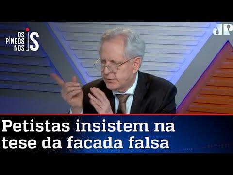 Augusto Nunes: Eu vi a facada em Bolsonaro, só cínicos acham que é mentira