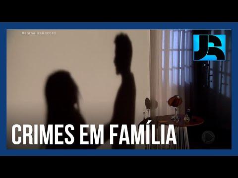 Cresce o número de crimes em família nos últimos dois anos