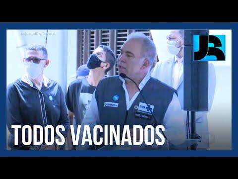Ministro da Saúde afirma que todos os brasileiros serão imunizados contra  covid-19 até o fim do ano