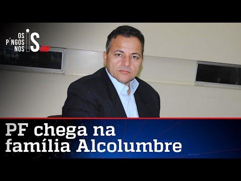 Ex-deputado Isaac Alcolumbre, primo de Davi, é preso pela PF no Amapá