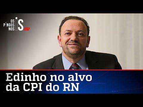 CPI do RN já tem data para ouvir petista Edinho Silva