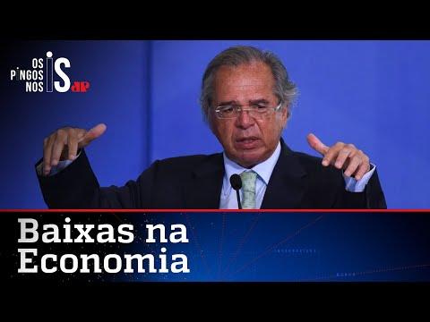 Quatro secretários de Guedes pedem demissão da Economia; entenda