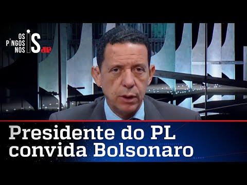 José Maria Trindade: Três partidos tentam atrair Bolsonaro – PP, PL e PTB