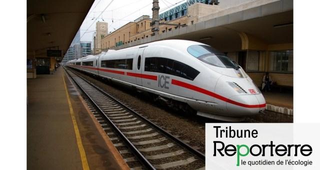 Réforme ferroviaire: l'Allemagne n'est pas un modèle