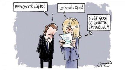 Macron et le climat: 3,3 sur 10, selon la Convention citoyenne