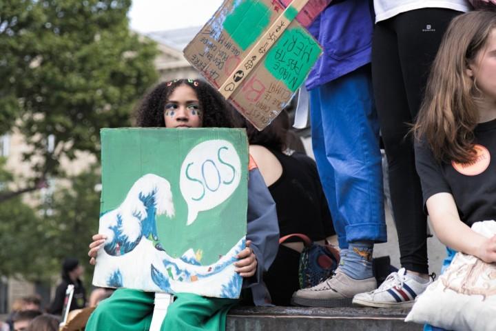 Les jeunes sont terrifiés par la crise climatique…et l'inaction des gouvernants
