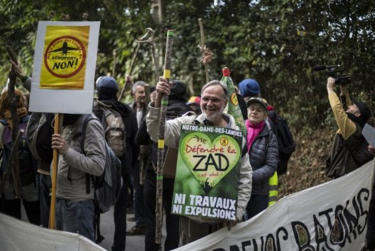 Nous nous engageons pour l'avenir de la Zad