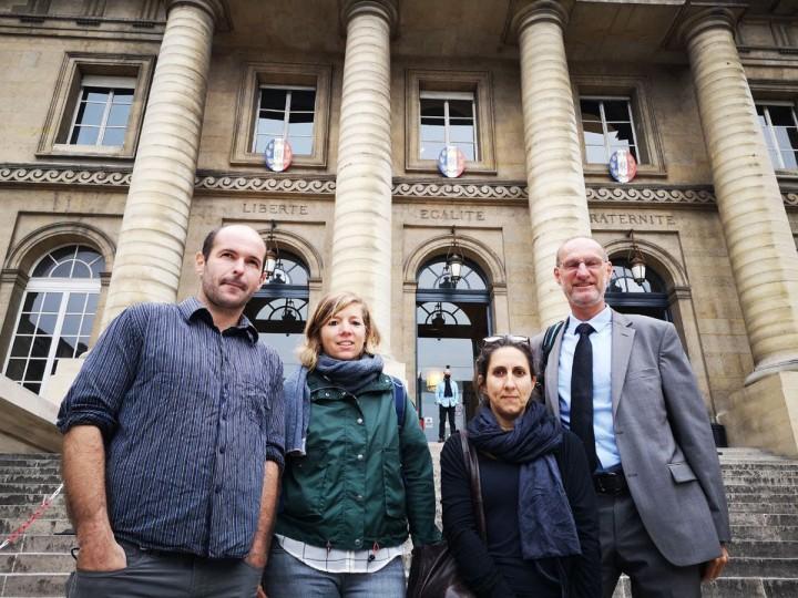 Portraits de Macron: la Cour de cassation défend la liberté d'expression des décrocheurs