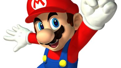 Photo of Super Mario
