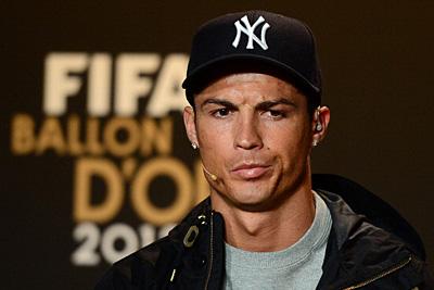 Ronaldo desiludido