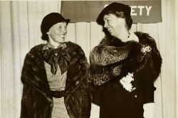 Amelia e Eleanor Roosevelt