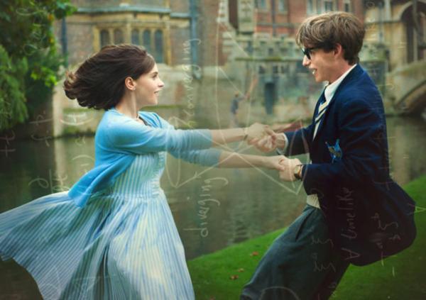 Eddie Redmayne e Felicity Jones formam o trágico par romântico desta nova biografia cinematográfica!