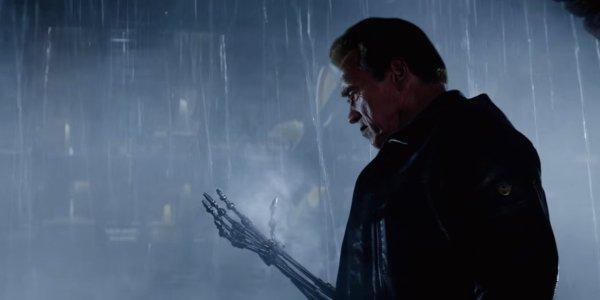 Não, Arnie, este não é o Exterminador de outrora!