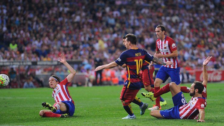 Barcelona - At. Madrid