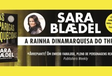 Photo of As raparigas esquecidas, de Sara Blaedel