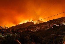 Photo of Os fumos do incêndio