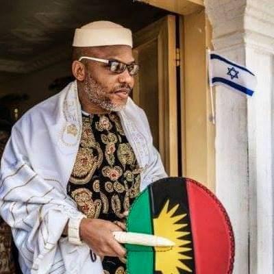 Nnamdi Kanu ready to abandon Biafra struggle, with condition