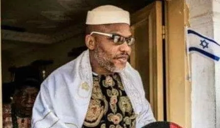 COVID-19: Nnamdi Kanu reveals FG plans to eliminate Igbos from current Nigeria system