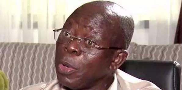 'I've accepted dissolution of NWC in good faith' – Oshiomhole